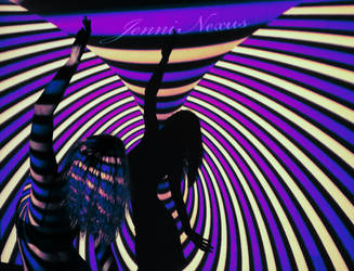 JenniNexus Projection-body-art by JenniNexus