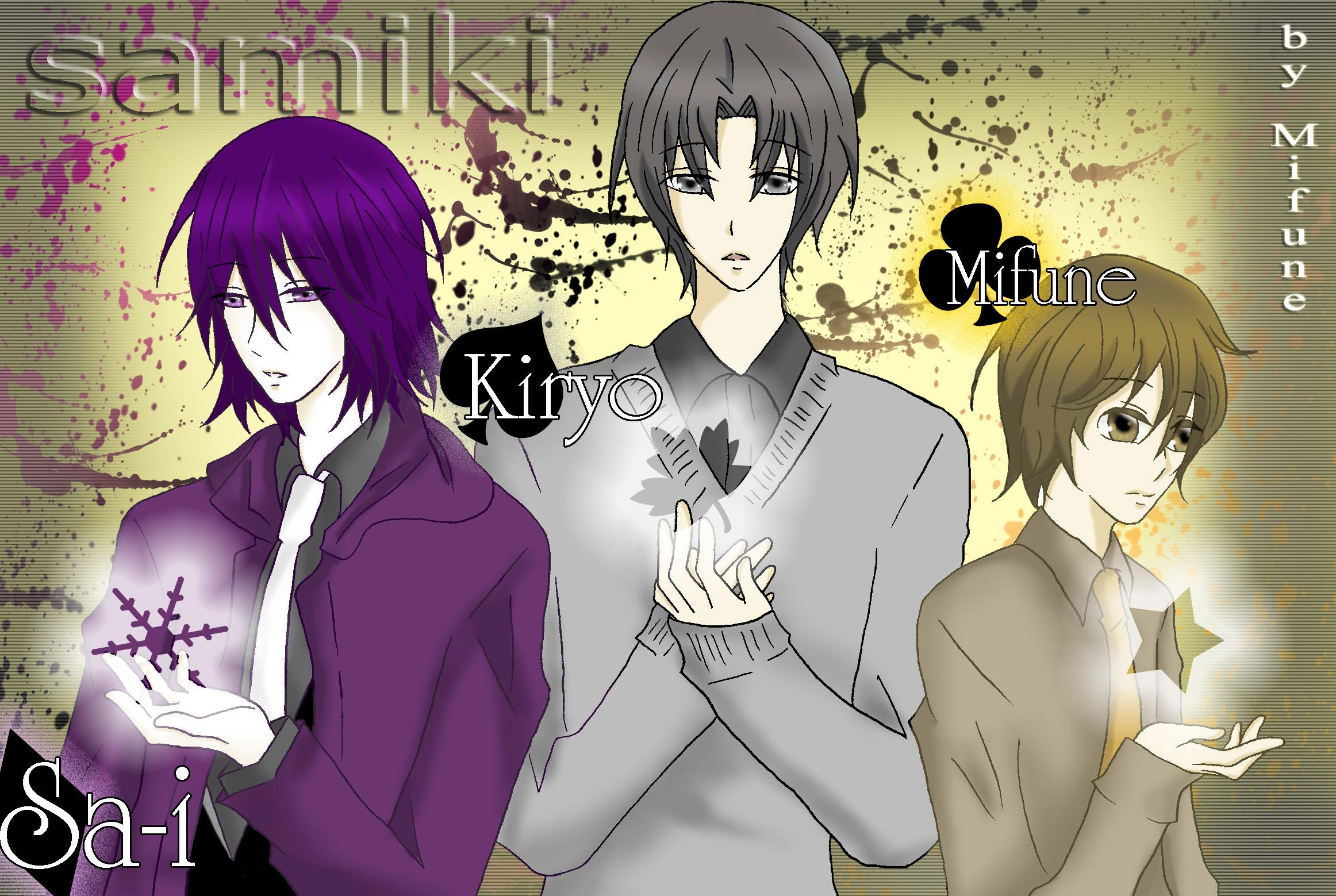 samiki 4 by Mifune84