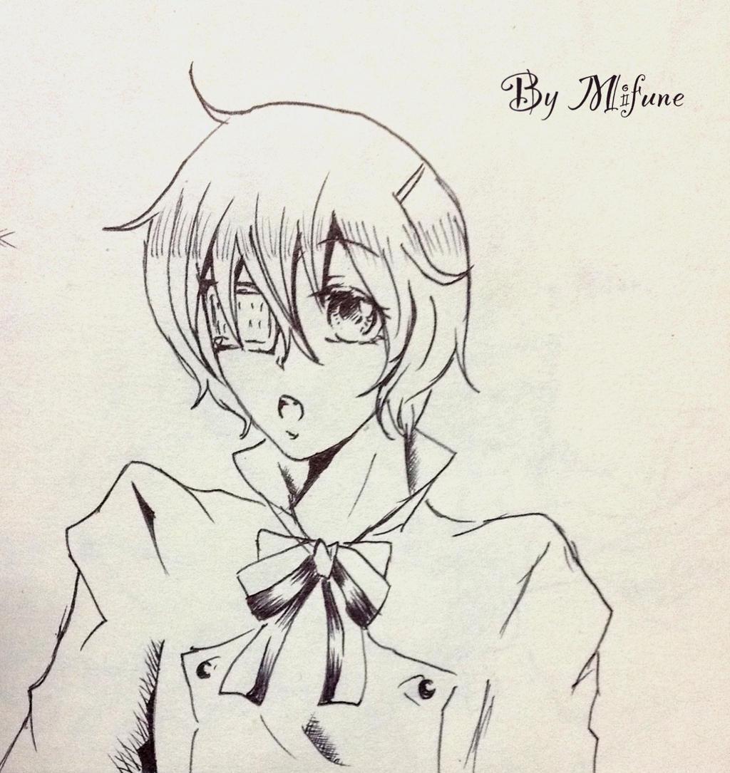Little boy by Mifune84