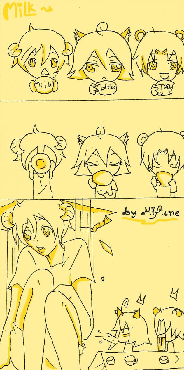 Milk by Mifune84