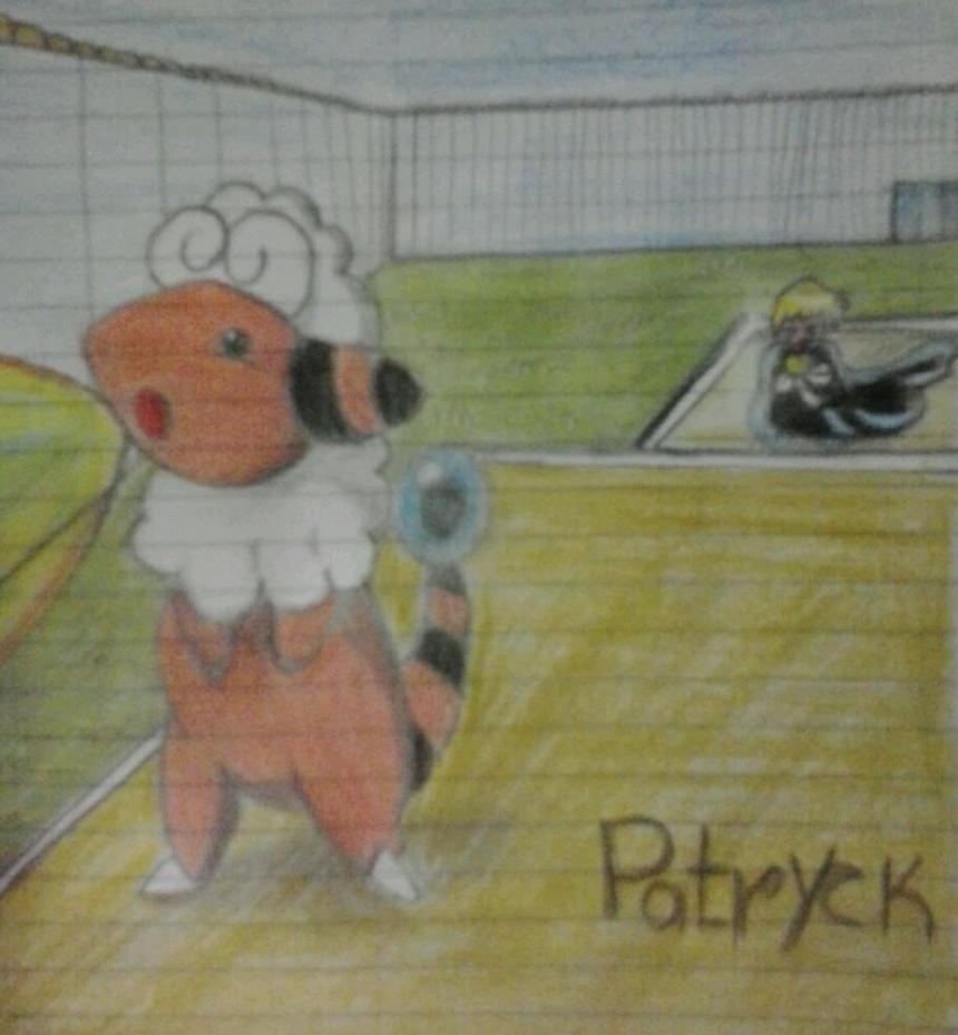 Flaaffy e Zatch Bell by Patryckfr