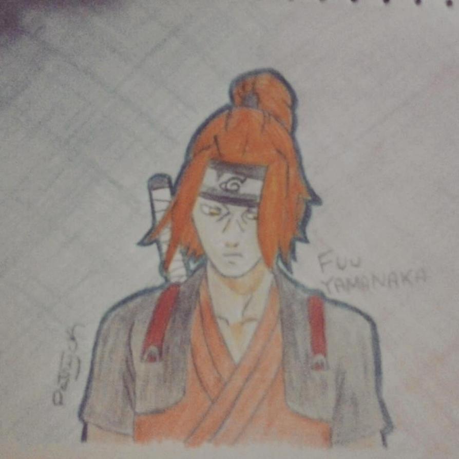 Fuu Yamanaka by Patryckfr