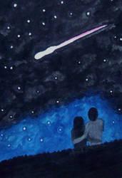 falling star, obviously by mynirvana