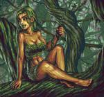 Jungle Dryad