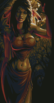 Native American Vampire by Trick17