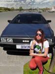 DeLorean's secret agent