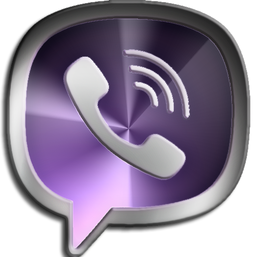 Viber icon by Meteormirage on DeviantArt Viber Icon Png