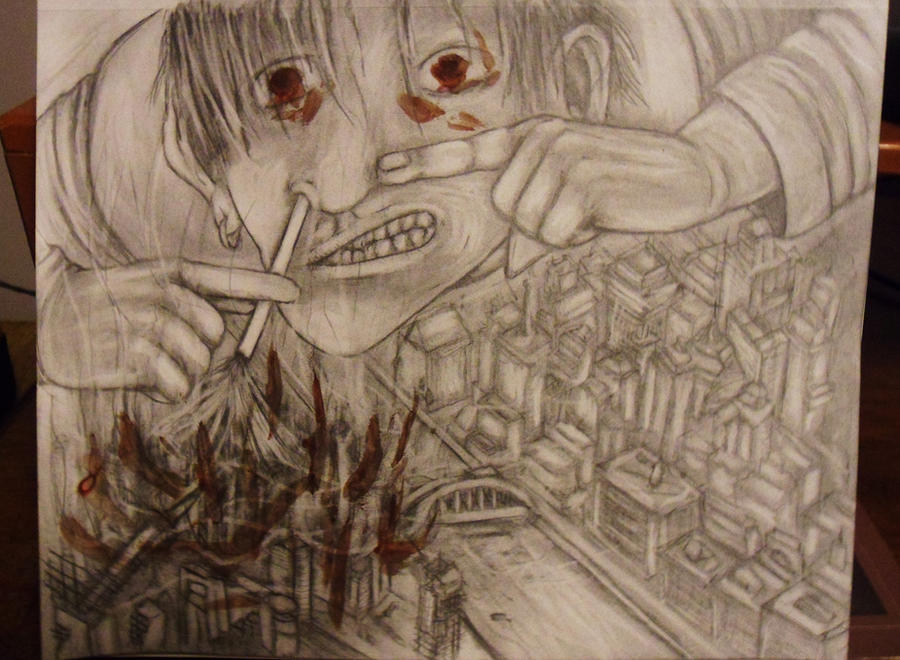 God the drug addict by sheepshears on deviantart for How to draw a pill