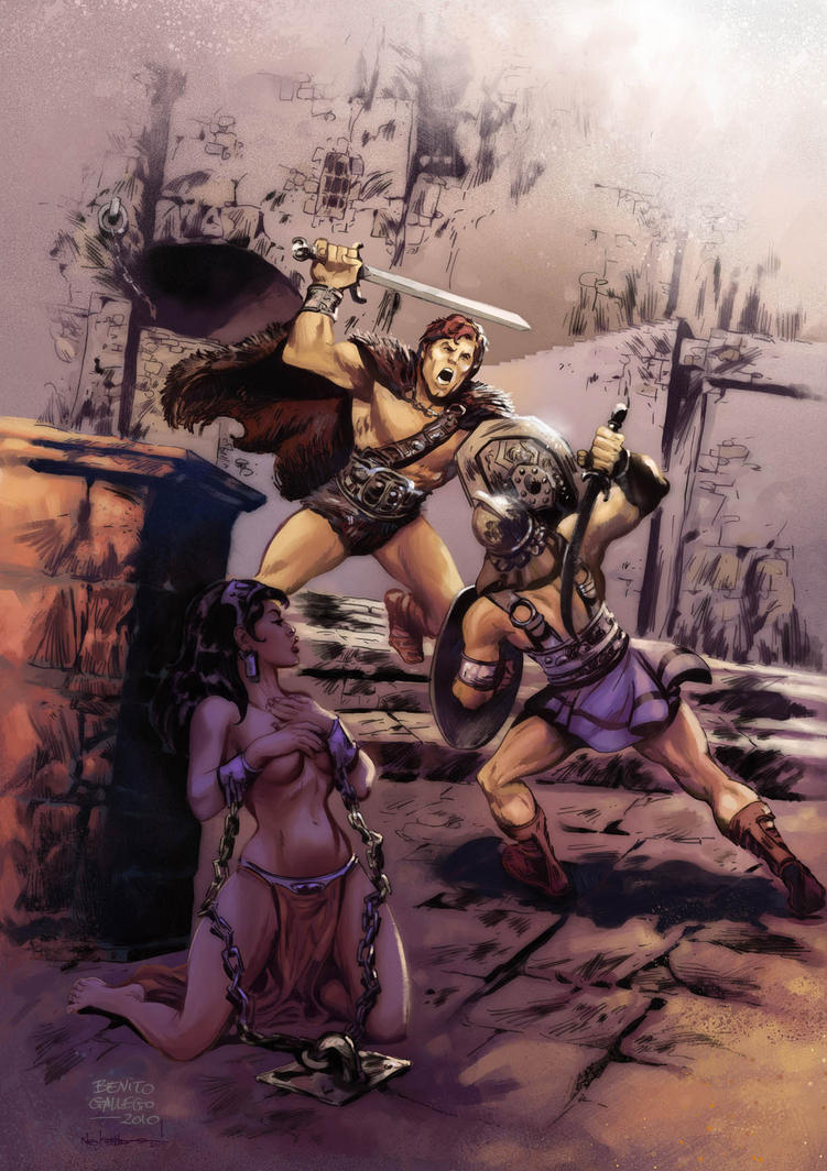 Fantasy female slaves hentai vids