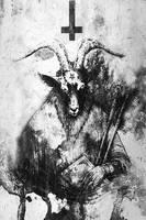 Sabbatic Cross by BURNCHRIST69