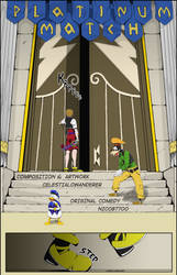 Platinum Match - Nico Comic - Part 1