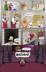 Platinum Match - Nico Comic - Part 2