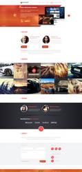 B3Studio - WordPress - For Sale by trkwebdesign