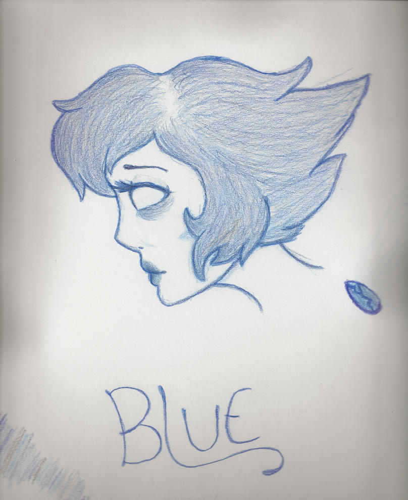 Blue by candy-coated-llamas