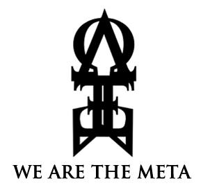 Red vs Blue - Meta Symbol by XRallenX