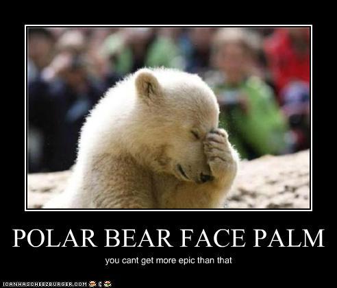 Lol Bear Lol Polar Bear by LishaColors