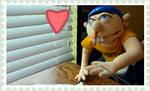 I Love Jeffy Stamp