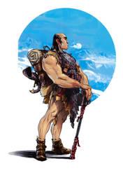 Ronan the Barbarian