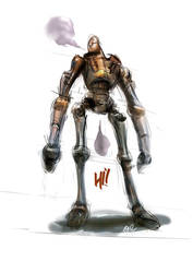 Quickiebroot! aka Fartbot