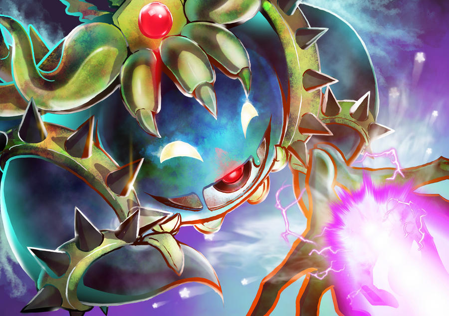 Kirby:Mahoroa Soul by KickTyan