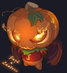RQ Answer 21:Jack-o'-Lantern