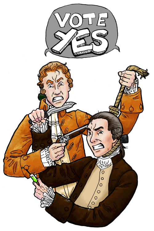 VOTE YES by Zerinity