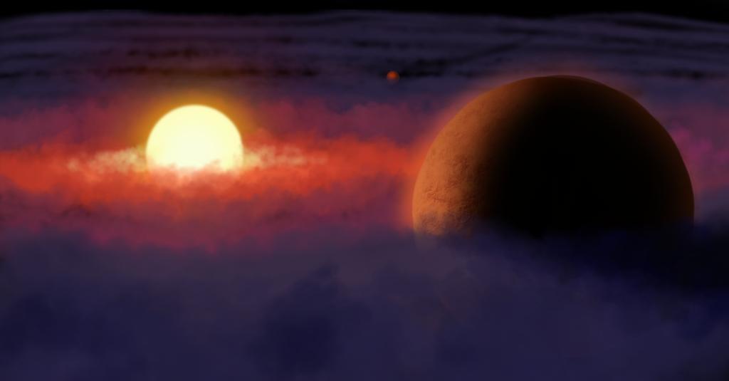 Early Solar System by Zerinity on DeviantArt