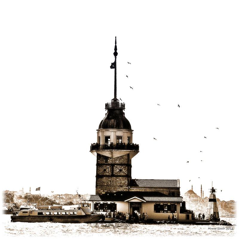 KizKulesi by MuratGezer