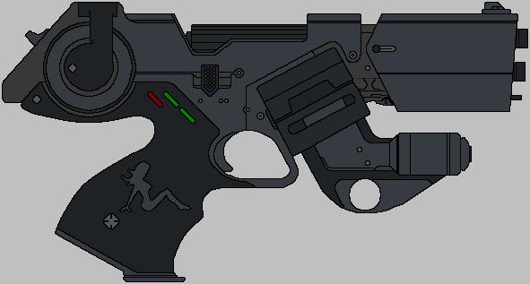 Blade Weapon by hughesdm