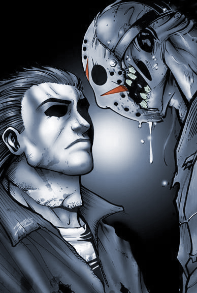 Myers vs. Jason by theMASman
