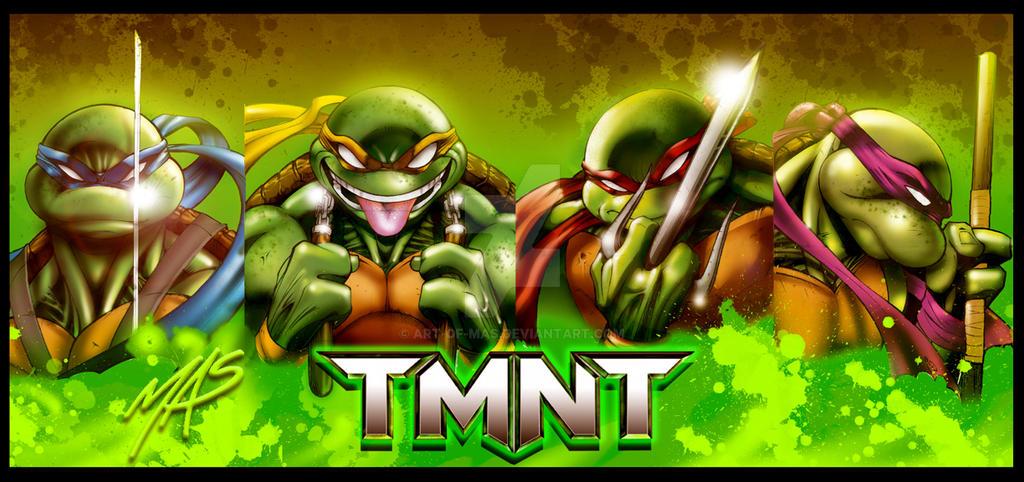 MAS Turtle POWER by theMASman