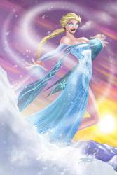 ELSA - Frozen by Art-of-MAS