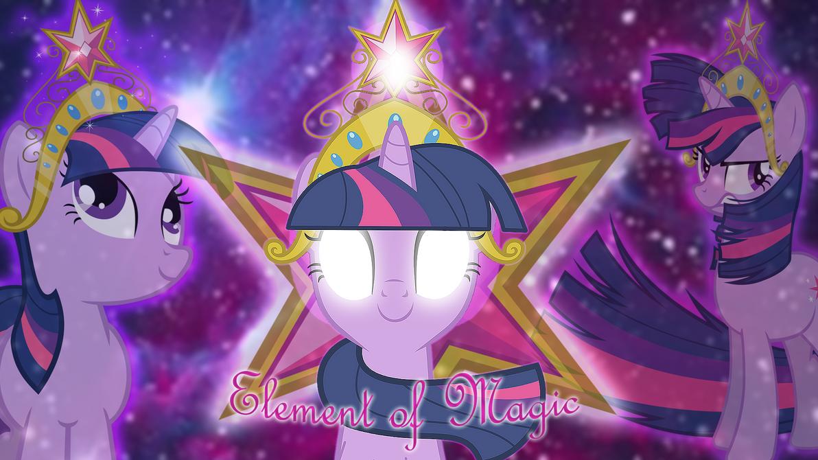 Element of Magic by Hatsunepie