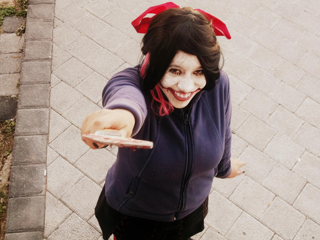 Let me kill you by Hatsunepie
