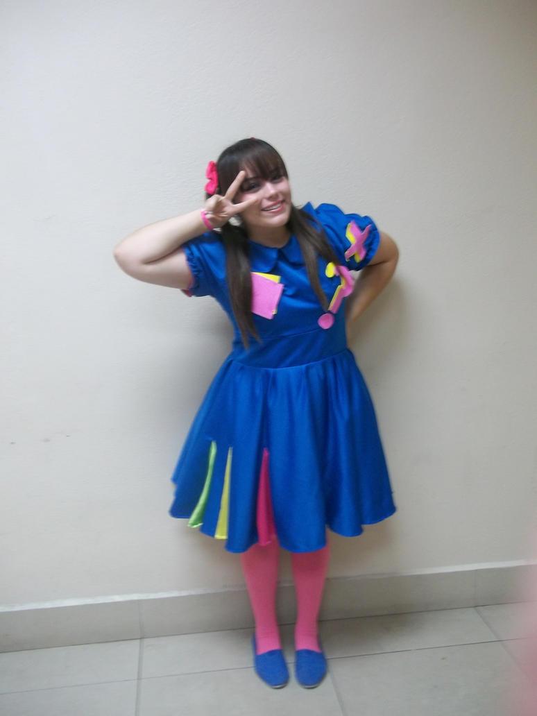 Invader Invader dress by Hatsunepie