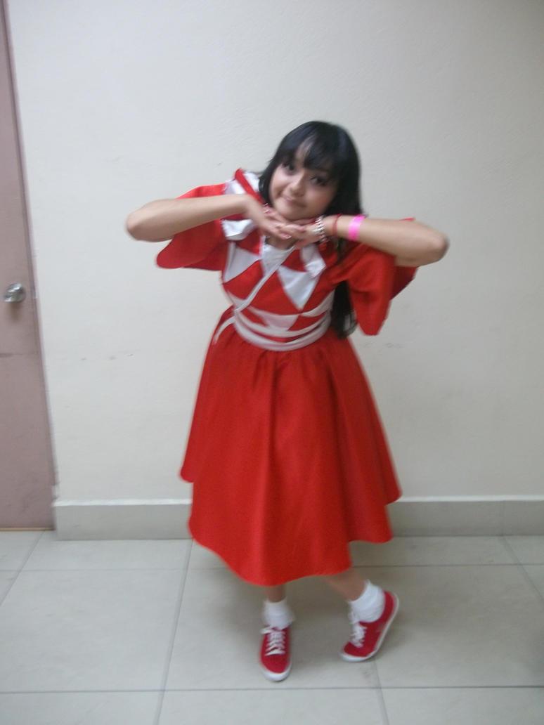 Furisodation Dress by Hatsunepie