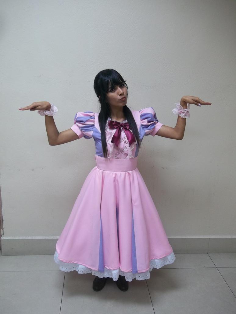 Mottai Nightland Dress by Hatsunepie