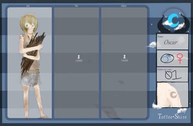 Oscar App: Toffeeshire by Sacre-Blue