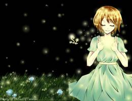 Queen of the Fireflies.