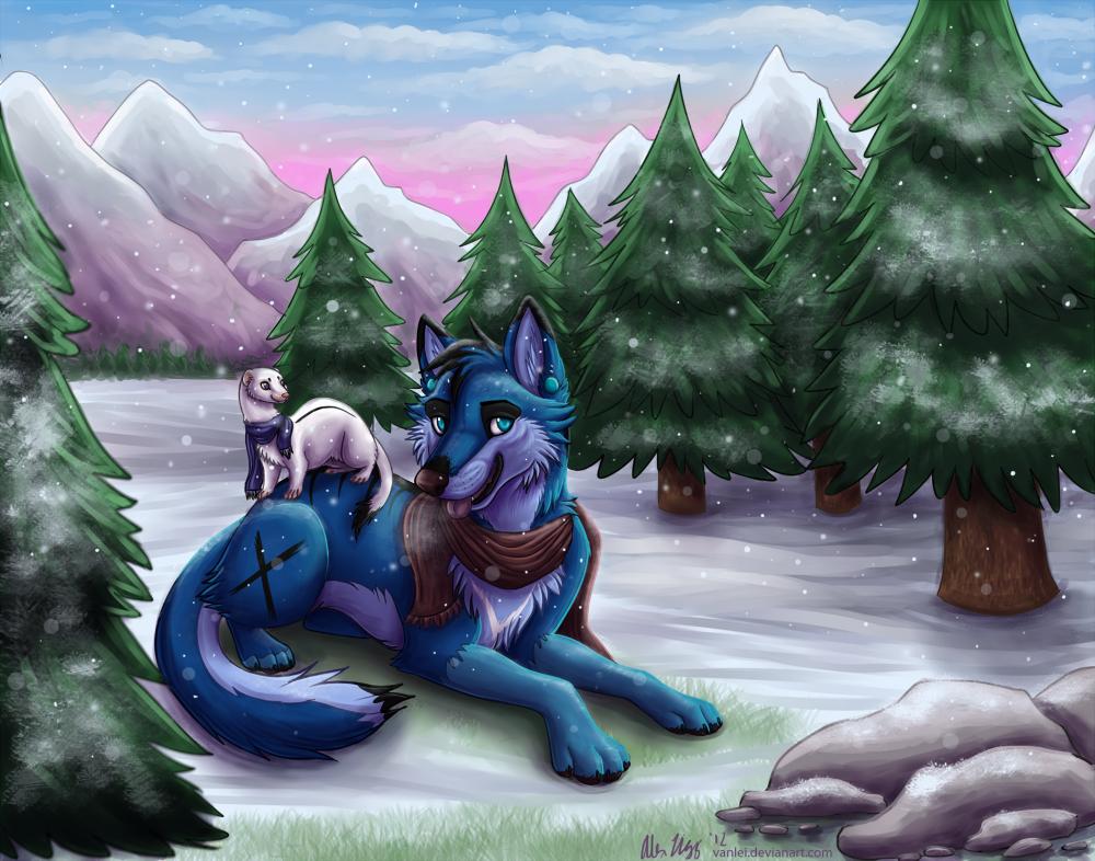 Winter Wonderland by Khamisu
