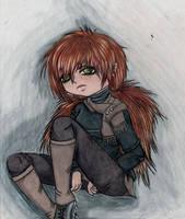 The Sad Girl by xXVVSOSVVXx