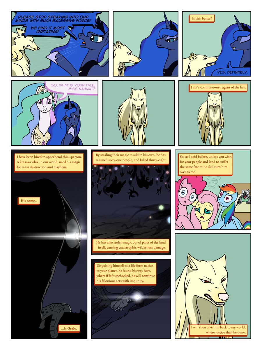 FiM TNtMD - Page 20: The Table is Set by ArofaTamahn