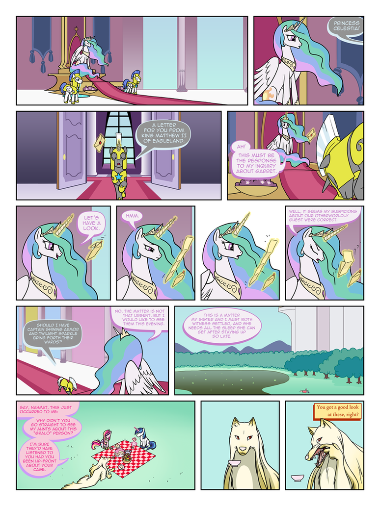 FiM TNtMD - Page 41: A Shift of Balance by ArofaTamahn
