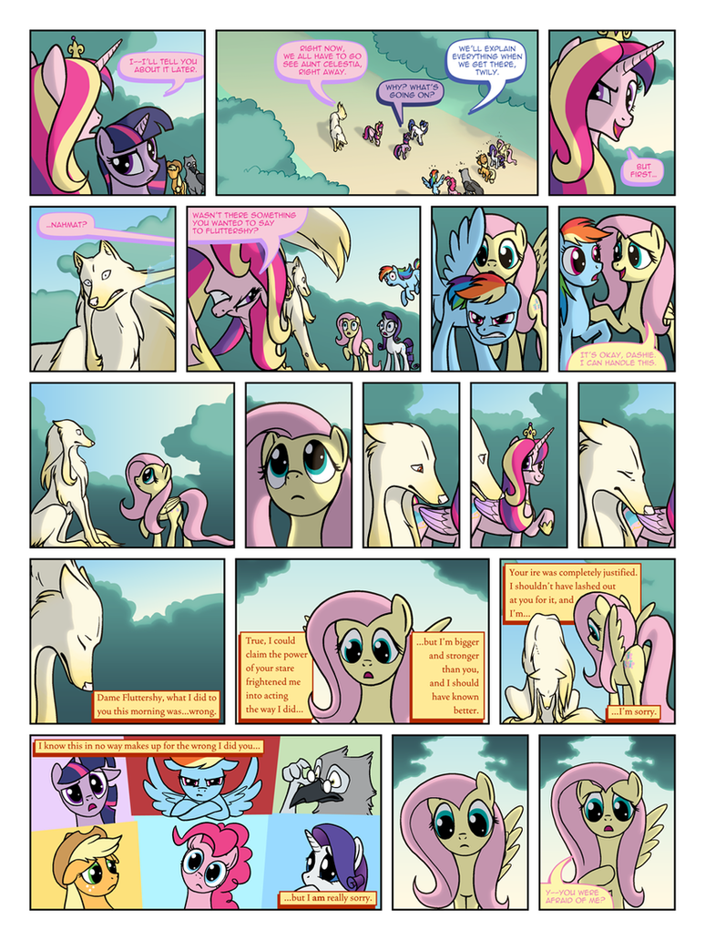 FiM TNtMD - Page 56: ...And Reconciliation by ArofaTamahn