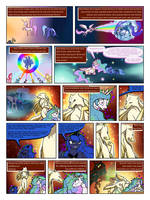 FiM TNtMD - Page 68: History With A Different Spin by ArofaTamahn