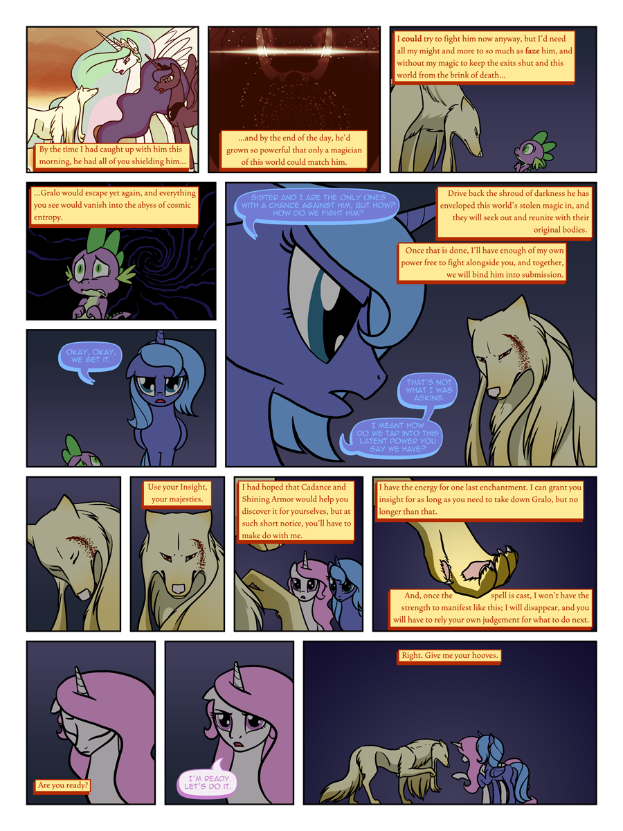 FiM TNtMD - Page 109: You Know, For Kids! by ArofaTamahn