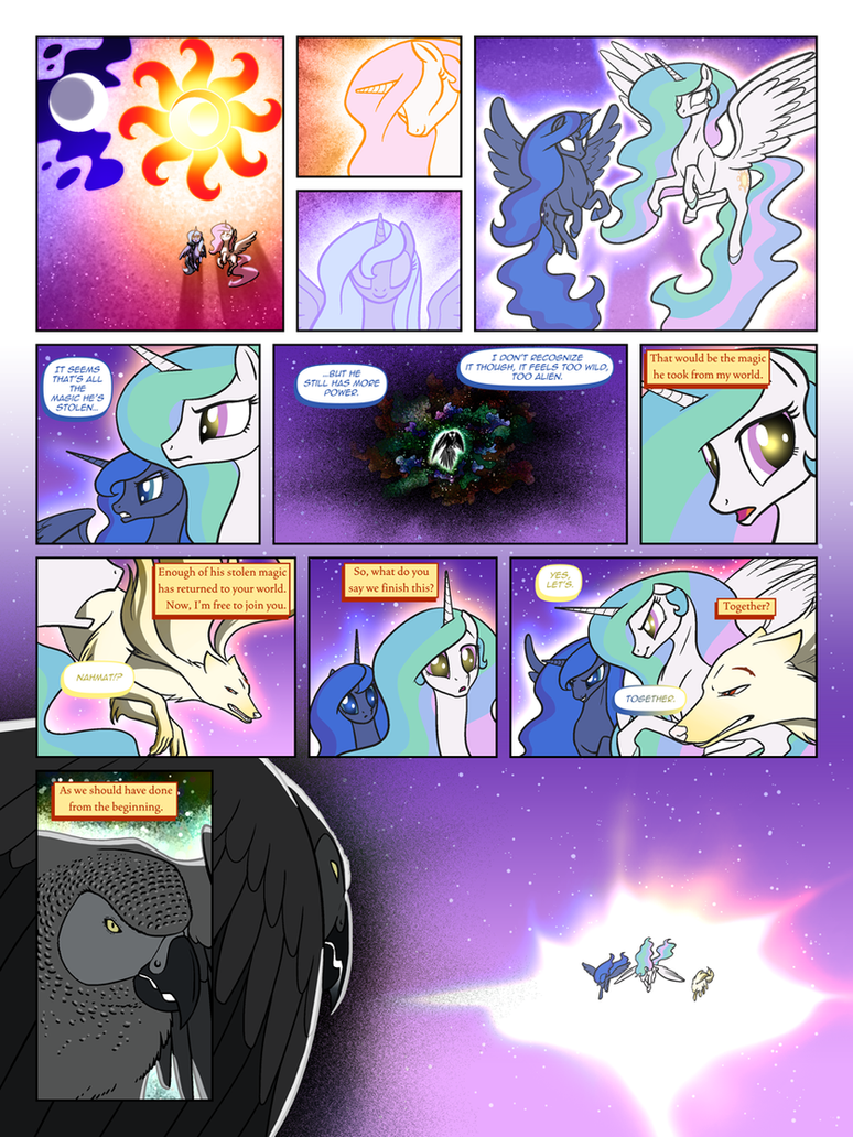 FiM TNtMD - Page 119: This Won't Take Long by ArofaTamahn