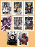 X-Men Origins Wolverine Cards C