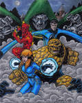 Fantastic Four Artist Proof 1