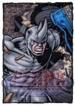 Rhino Sketch Card